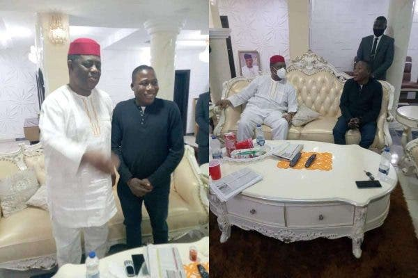"""FFK Dumps Yoruba Nation, IPOB, Says """"I'm Committed To The Unity Of Nigeria"""""""
