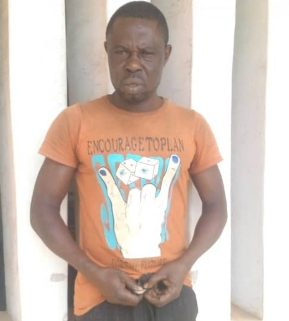 45-Year-Old Man Rapes And Impregnates 19-Year-Old Daughter In Ogun