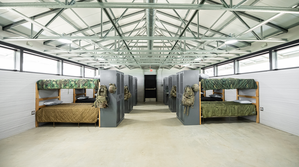 Military Barracks is North America's Largest 3D Printed Building