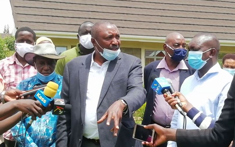 Fiery Tanga Tanga MP Issues Terse Statement After Being Locked Out of  Meeting at DP Ruto's Karen Home as Infighting Escalates
