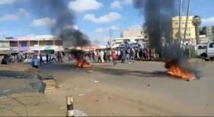 One feared dead as chaos erupt in Nyeri ahead of DP Ruto visit.