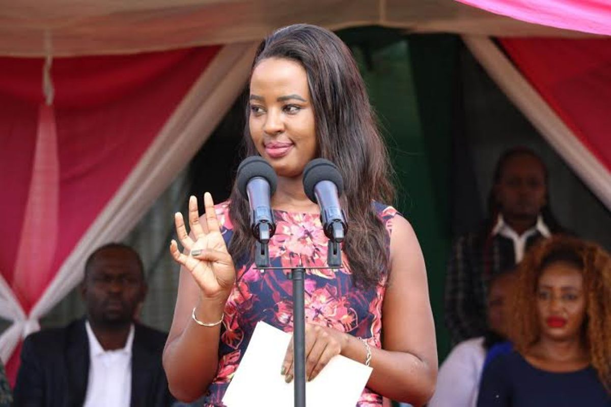 Lilian Ng'ang'a Bio, Age, Education, Career, Children, Marriage & Breaking Up With Mutua