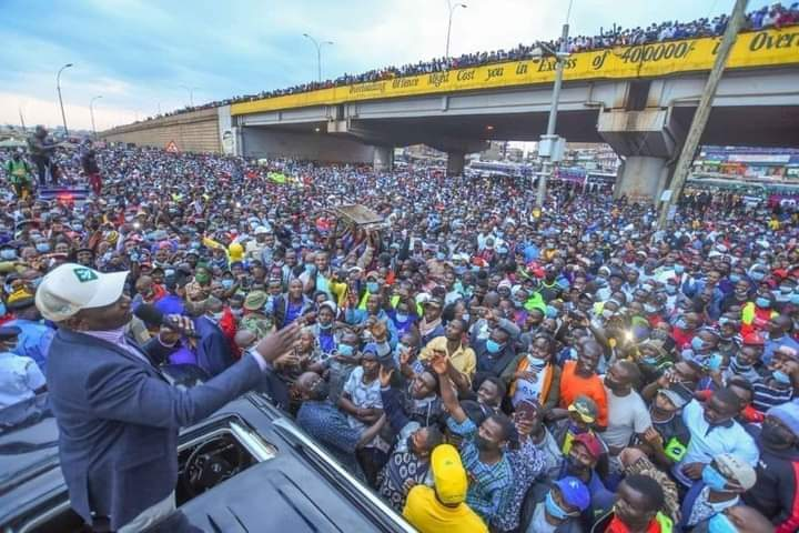 Ruto's Support In Mt Kenya Is Diminishing Day By Day- Kanini Kega