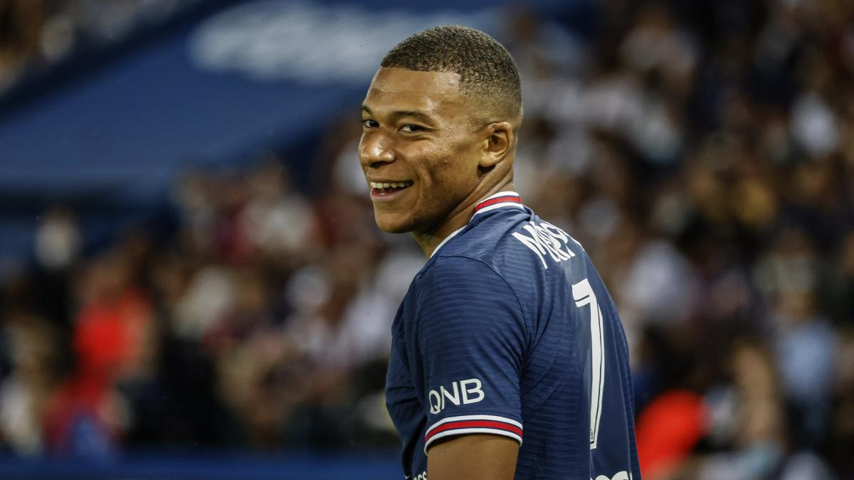 PSG does not give up for Kylian Mbappé
