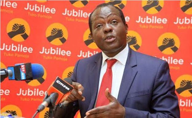 Raphael Tuju speaks on plans to remove DP Ruto from the Jubilee Government
