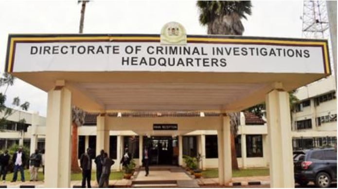 DCI Cracks The Whip Arrests Chief Suspect In The Murder Of Tycoon Feted By President Uhuru