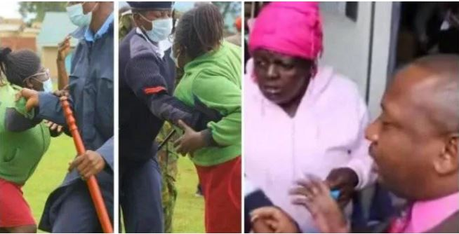 Fresh details of a woman who breached Interior CS Matiang'i security emerges