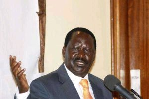 Raila calls for massive voter registration in Western and Nyanza.