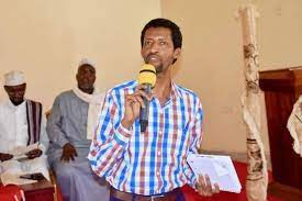 Photos of the simple Day-School that newly appointed Wajir Deputy Governor was teaching