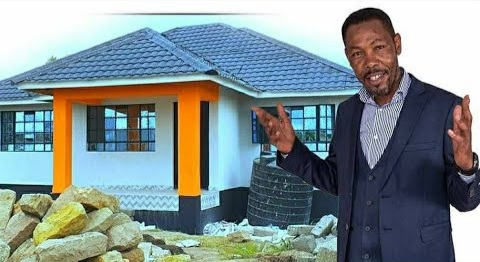 'Pranked': Omosh Accepts To Sell His House For Ksh 15Million, To Woman Posing As Buyer