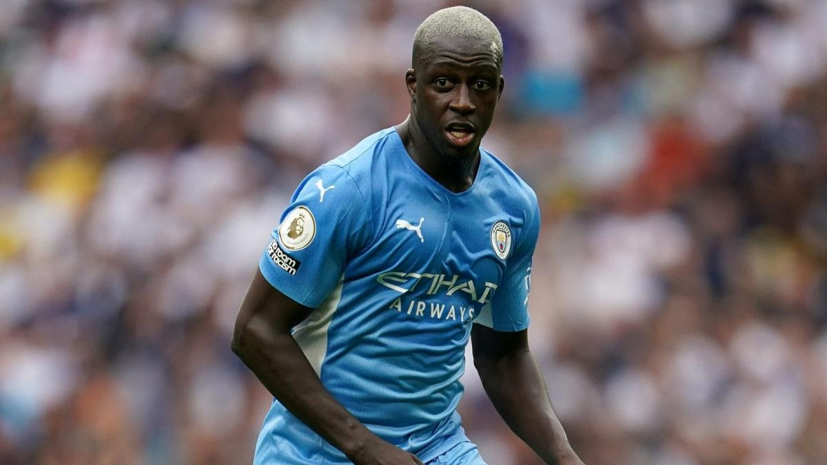 Manchester City: more Benjamin Mendy in the official store