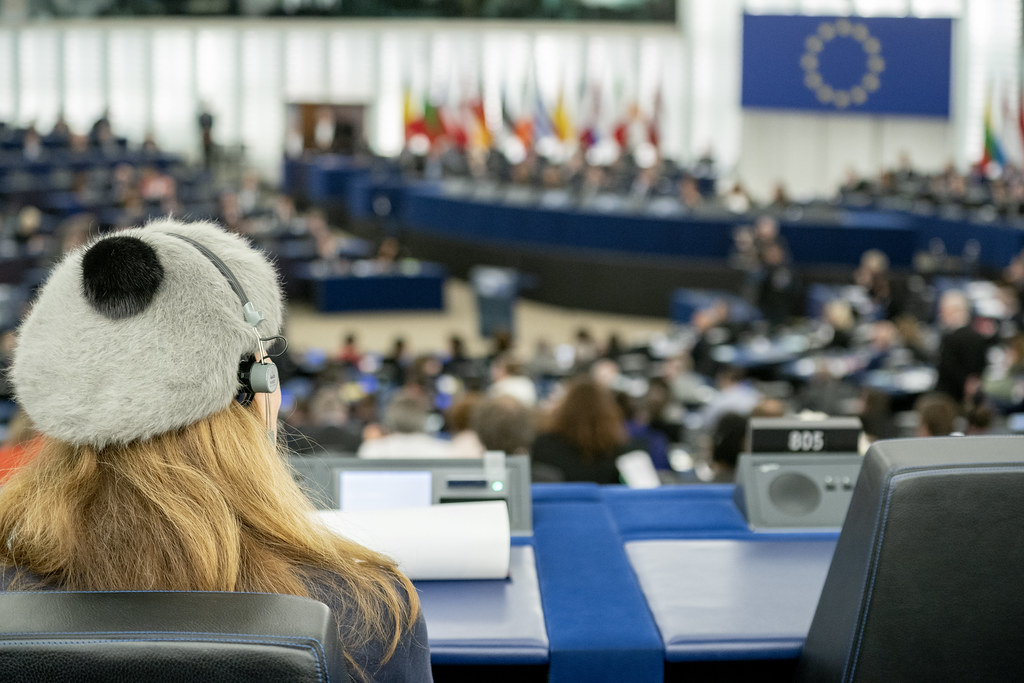 European Parliament calls for recognition of homosexual unions