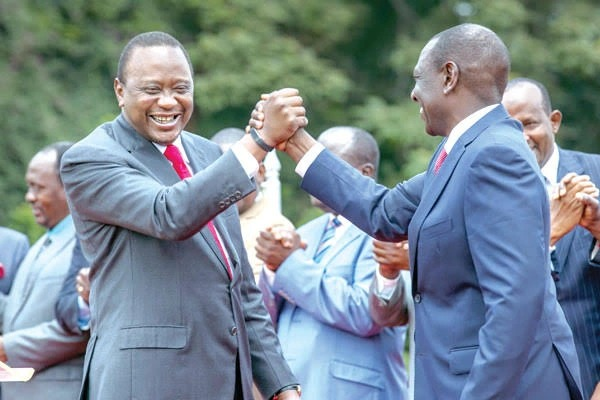 UhuRuto Alleged Sms Chats Leaked as Muturi Reveals This Ahead of Much-Awaited Meeting in Statehouse