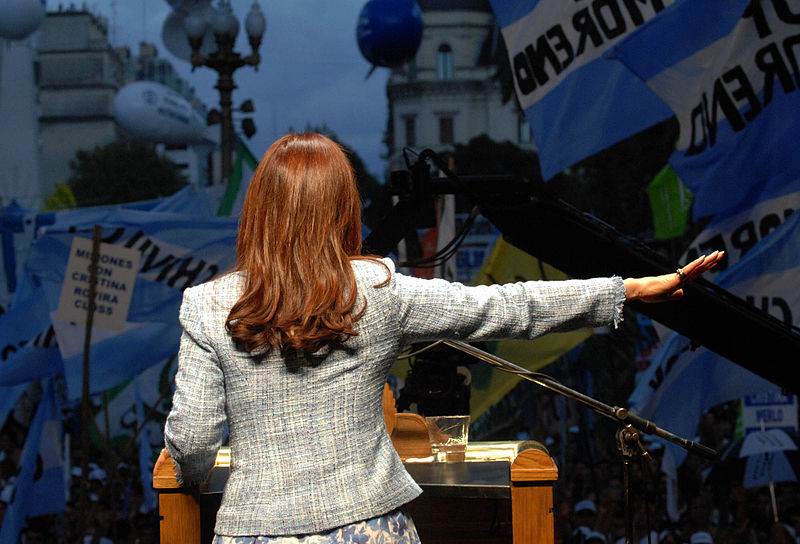 Argentine President cancels trips to prevent deputy from assuming Government