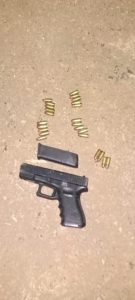 Two suspected gangsters shot dead in a dramatic shootout in Embakasi, Nairobi.