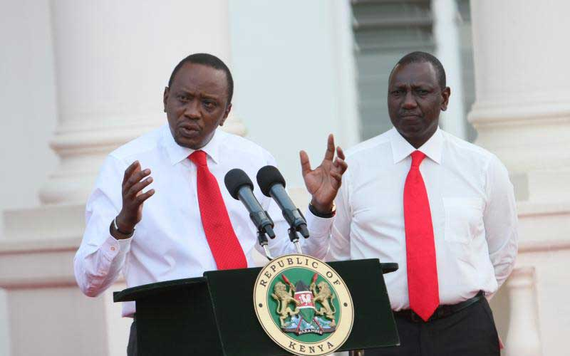 Details Emerge On How Deep State Is Now Plotting On Reuniting Uhuru and Ruto
