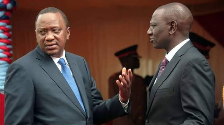 Ruto Scathingly Attacks Uhuru, Claims Any Plan Hatched Against Him Will Not Stop His 2022 Presidency