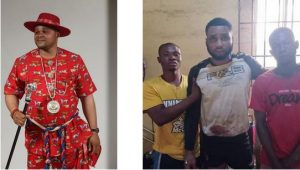 Police Arrest Three Members Of Kidnap Gang And Ex-prison Official Over Murder Of Abia Businessman (Photos)