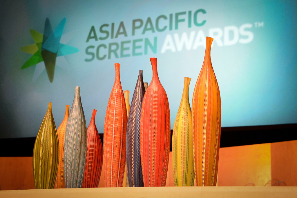 Asia Pacific Screen Awards Return to In-Person Event