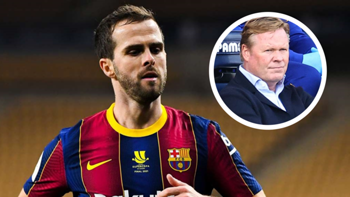 Barcelona Boss Koeman Responds To Pjanic Claims, Saying: We Have Players Better Than Him