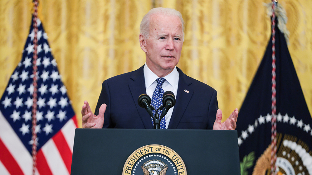 Biden: COVID Vaccines Mandatory for Companies With Over 100 People