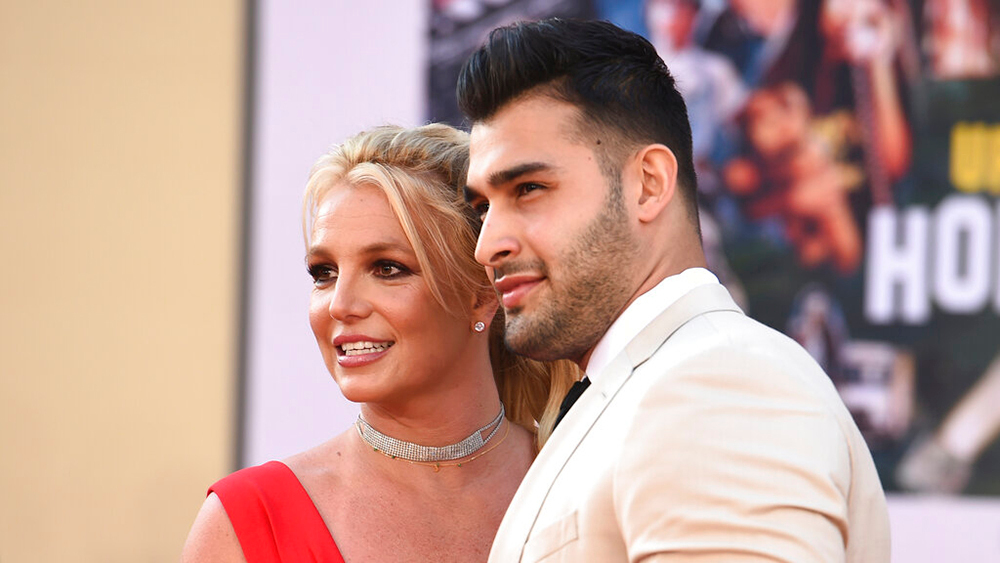 Britney Spears and Sam Asghari Are Engaged