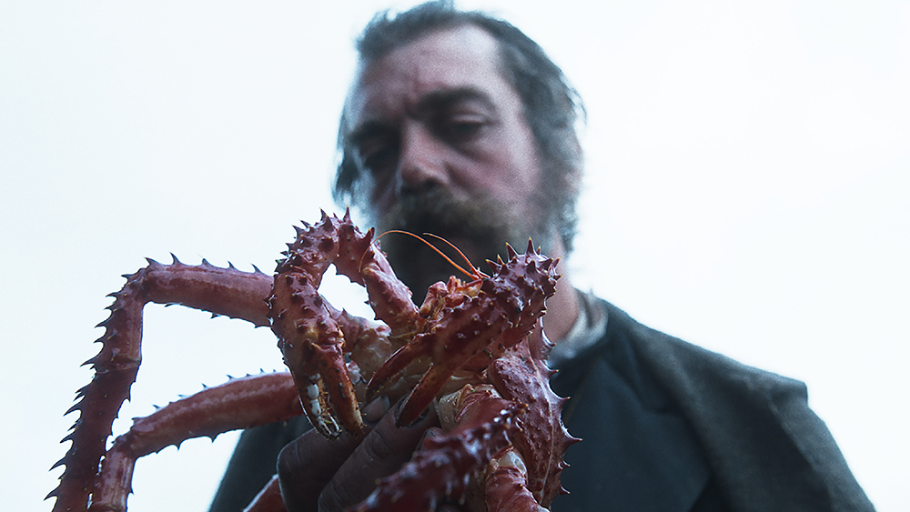 China's Hugoeast Media Takes 'The Tale of King Crab' from Shellac