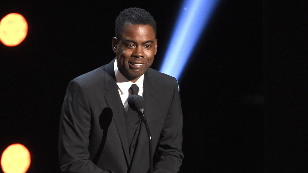 Chris Rock Has Covid, Advises Followers to Get Vaccinated