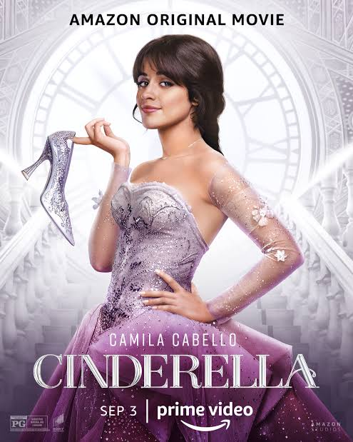 Cinderalla is now available for streaming on Prime Video