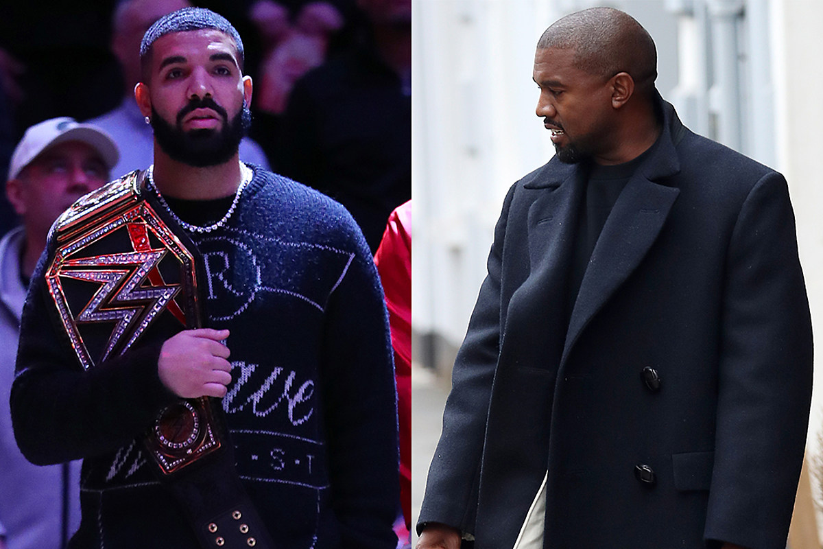 Drake Goes in on Kanye West in '7am on Bridle Path' Song