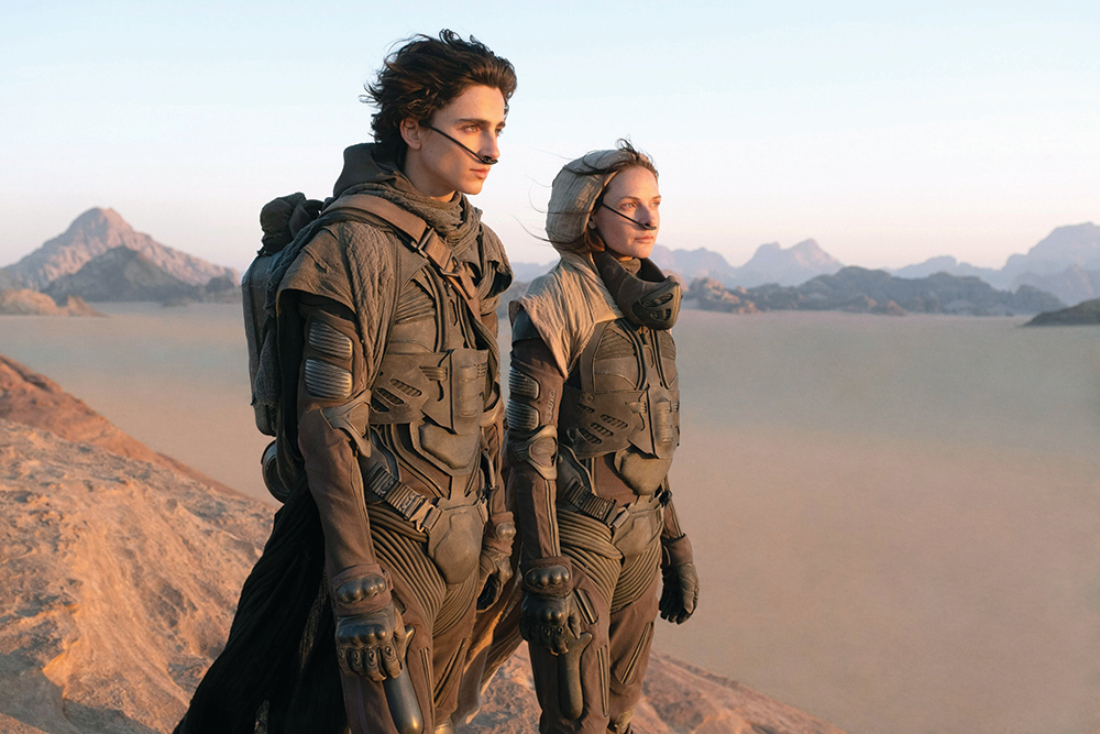 'Dune' Release Plans: Why Warners Plans to Keep the Film on HBO Max