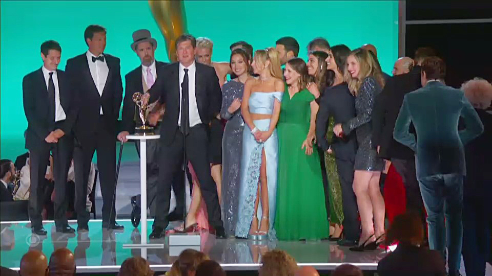 Emmy Awards Ratings Rise 16% From Last Year