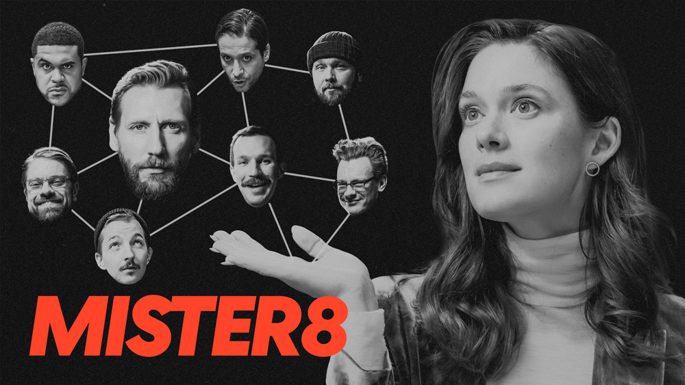 Finnish Series 'Mister8' Set to Bow Internationally at Canneseries