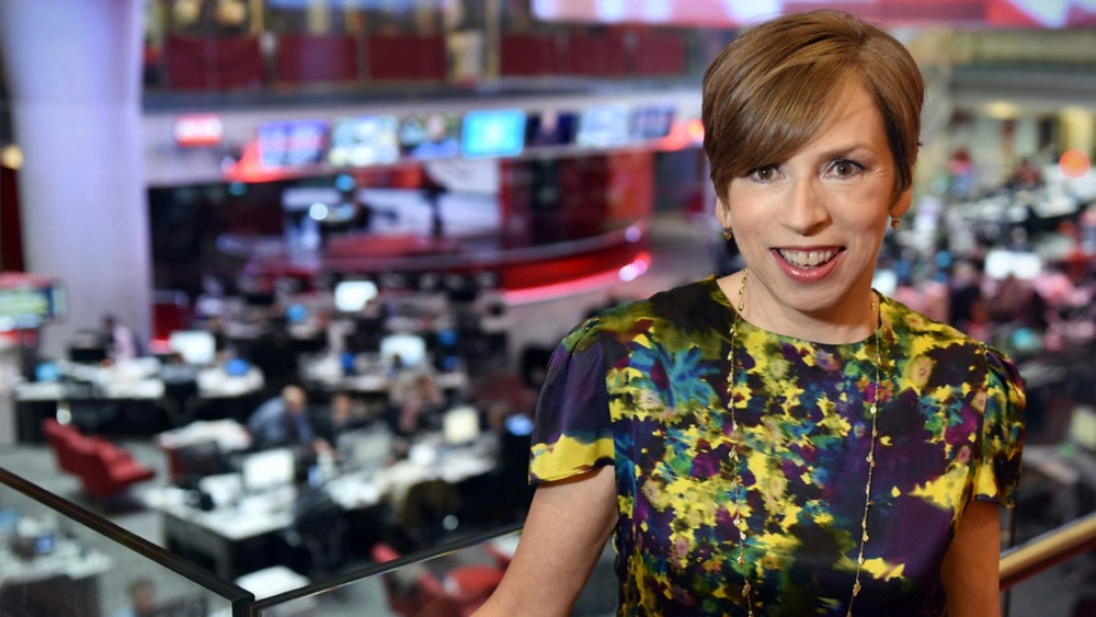 Fran Unsworth, BBC Director of News, to Leave After 40 Years