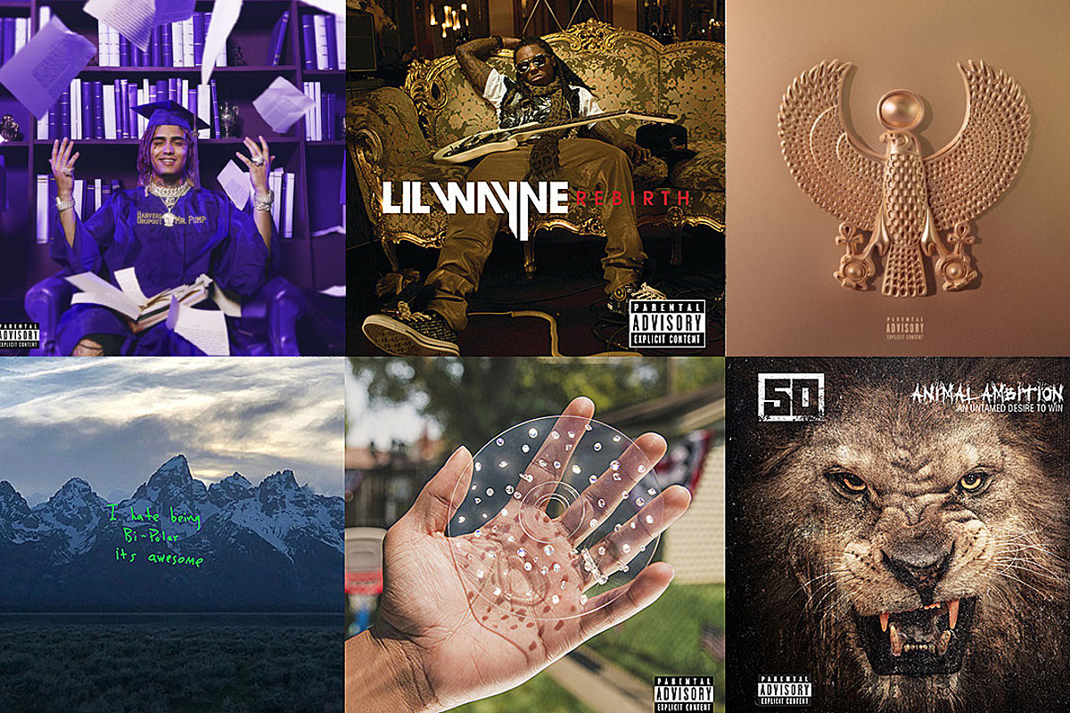Hip-Hop Albums That Didn't Live Up to the Hype