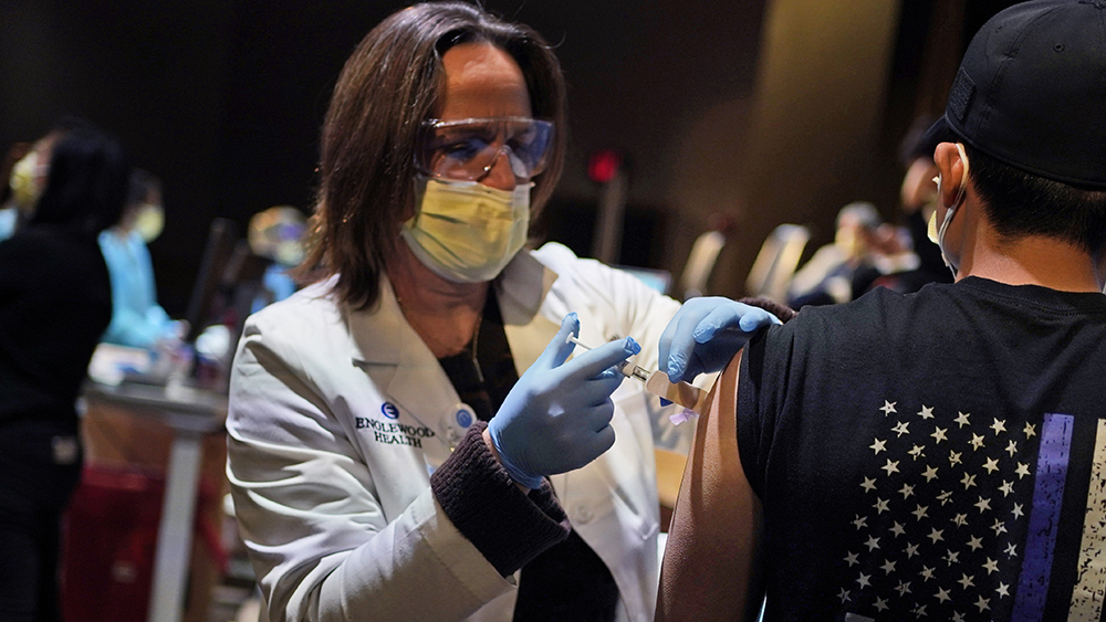 Hollywood Stars Call for COVID Vaccines for the Developing World