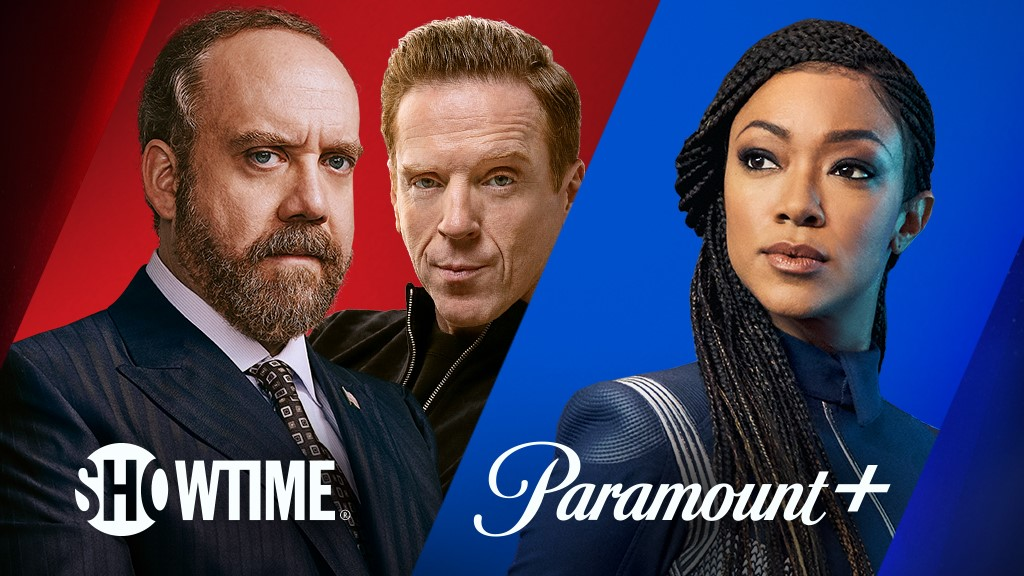 How to Get Paramount Plus, Showtime Bundle Price-Discounted Bundle
