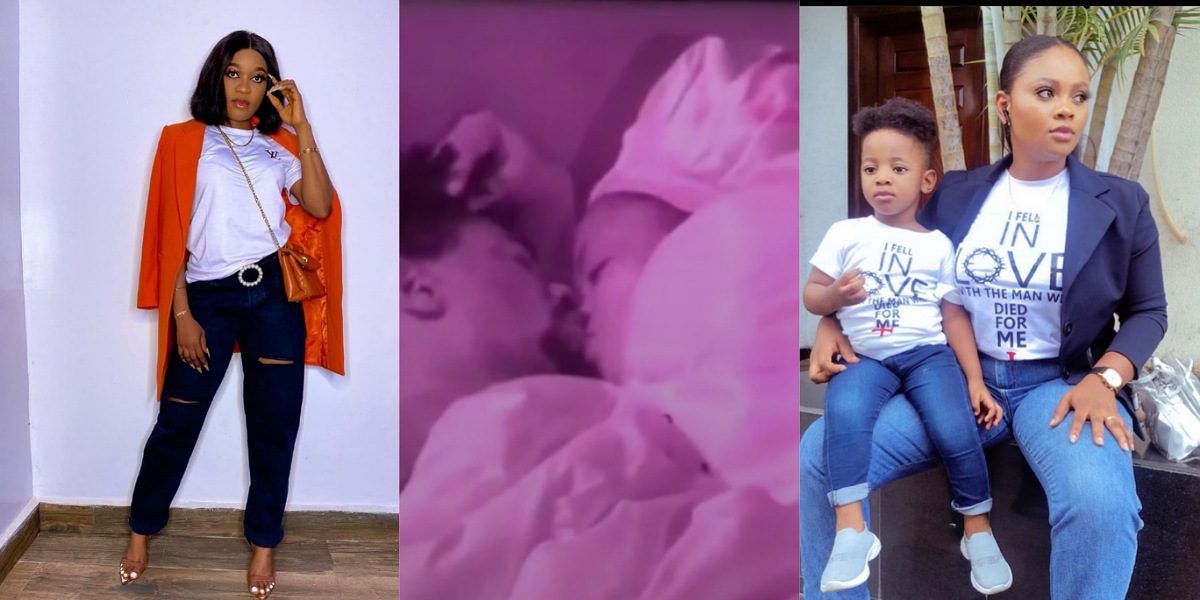 """""""This is arrant nonsense for a married woman"""" — Reality star, Thelma blows hot at Tega"""