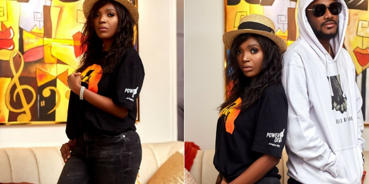 2face Idibia allegedly flees to the U.S after nasty fight with wife, Annie