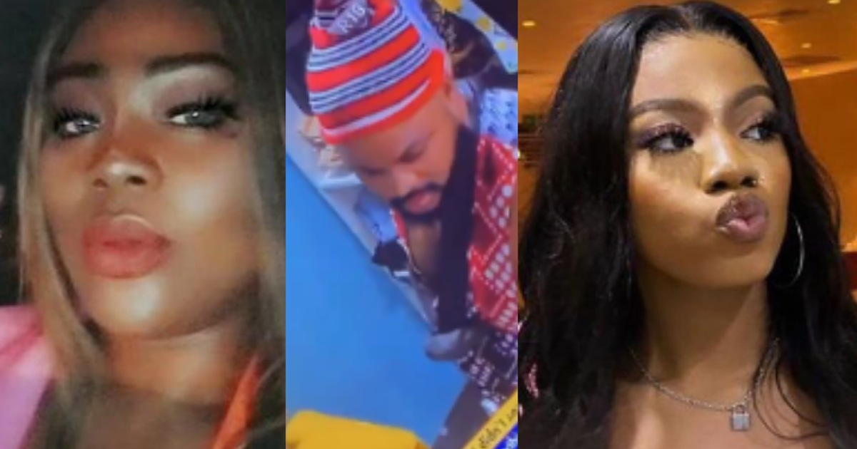 Angel's mother finally reacts to video of daughter going n*ked