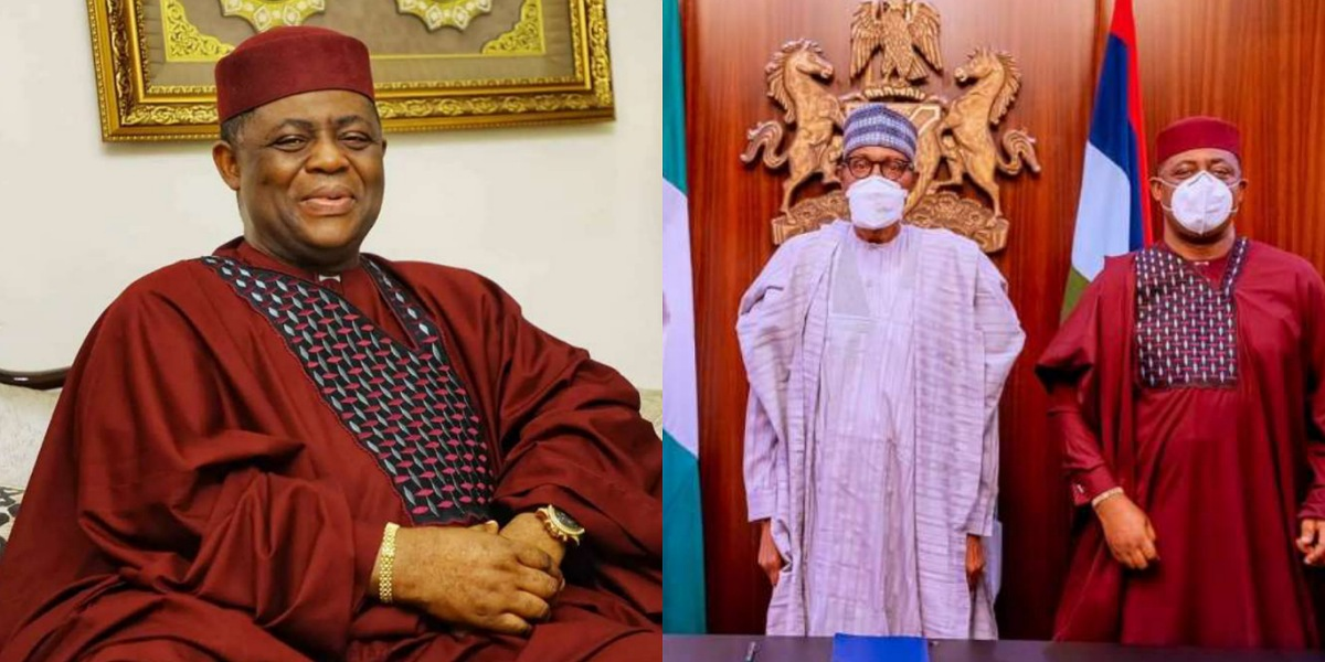 """""""It's a very insulting question"""" – FFK blasts TV reporter who asked if his defection to APC was money-related"""