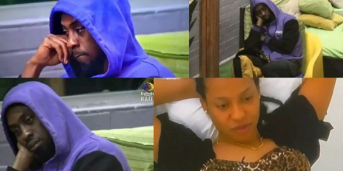 Nini begs Biggie to end prank after watching Saga in tears over her disappearance (Video)
