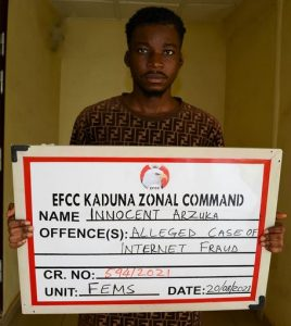 Court Convicts Man Of Internet Fraud