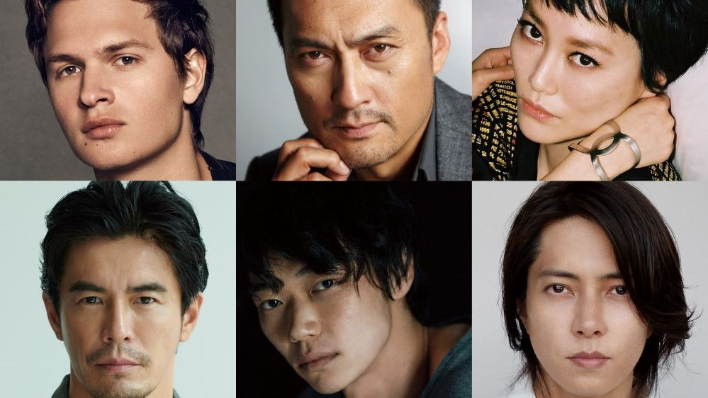 Japanese Stars Join 'Tokyo Vice' Series For HBO Max And Wowow