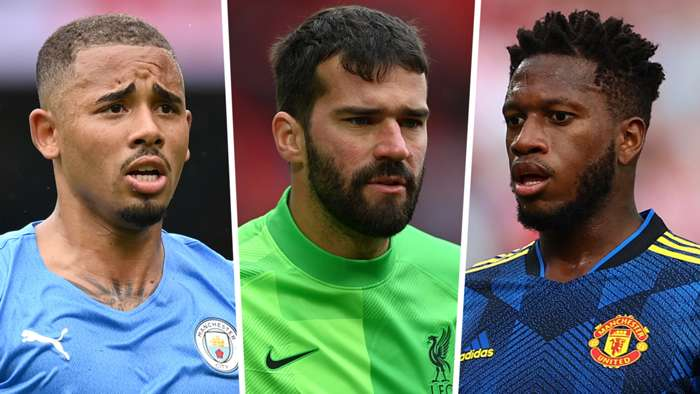 Liverpool, Man City, Chelsea & Man Utd Hit As Eight Brazilian Players Barred From Playing In Premier League