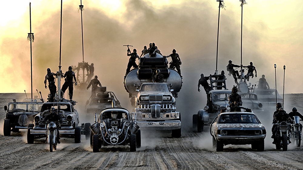 'Mad Max: Fury Road' Vehicles Up for Auction
