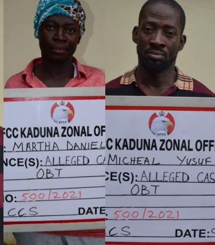 EFCC Arraigns Siblings For Allegedly Diverting N55M Raised For Cancer Patients
