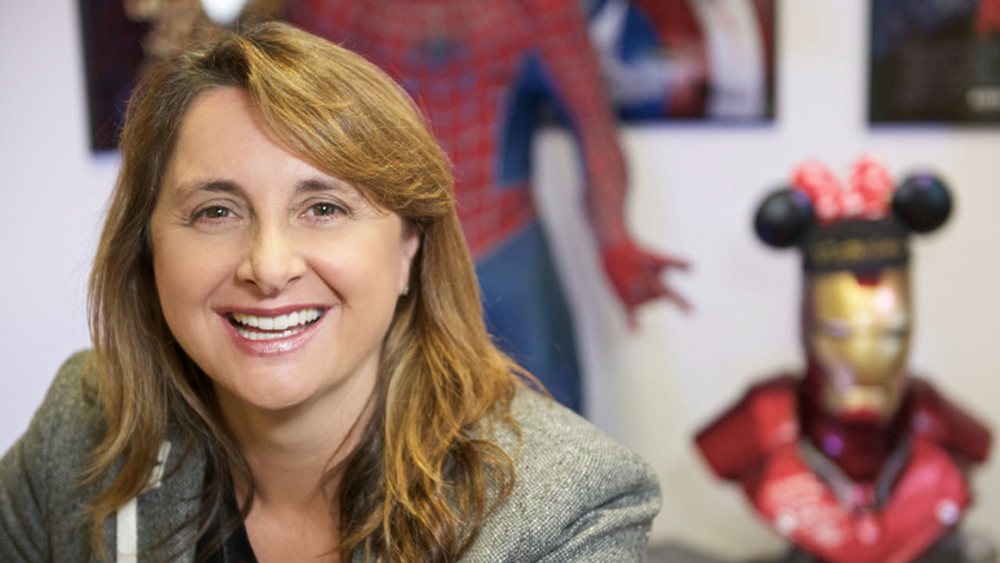 Marvel Studios' Victoria Alonso Upped to President of Production