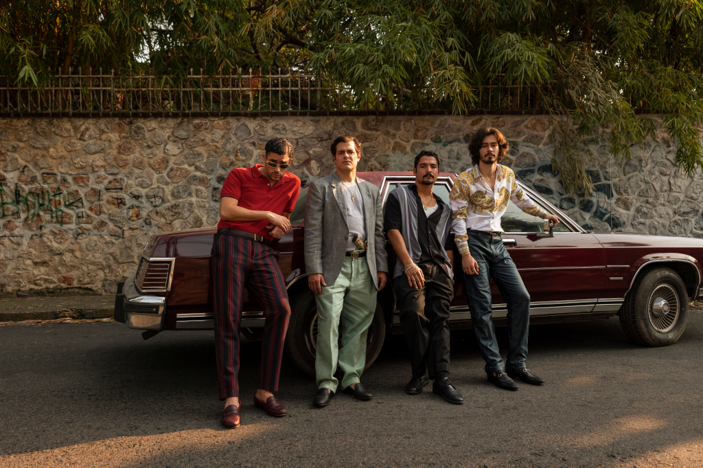 'Narcos: Mexico' Final Season to Premiere on Netflix in November