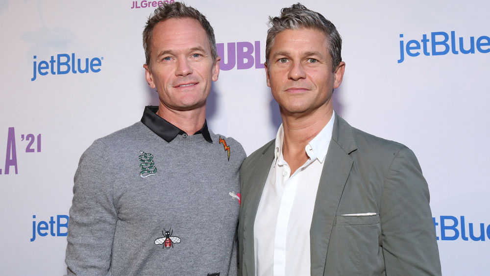 Neil Patrick Harris, David Harbour Attend Public Theater Gala in NYC
